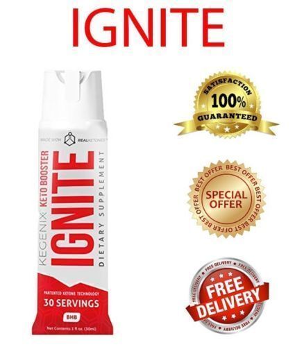 Ignite Sports PreWorkout Extra Strength ENERGY Pre-Workout S