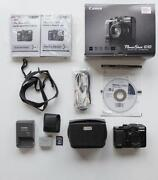 Canon PowerShot 10 MP Digital Camera