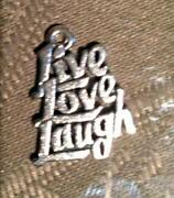 James Avery Love Charm