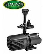 Blagdon Pond Pump