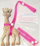Sophie The Giraffe Strap