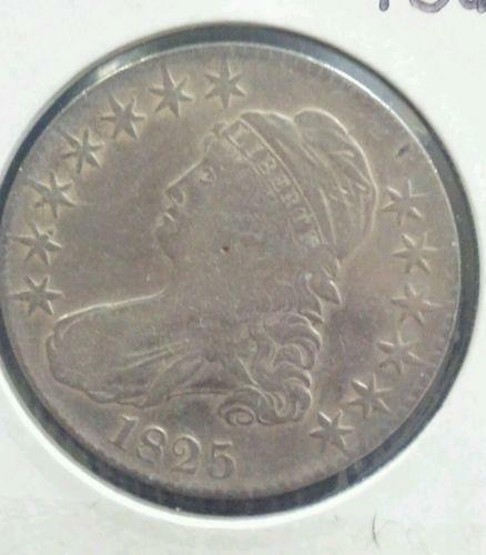 1825 Half Dollar Ebay
