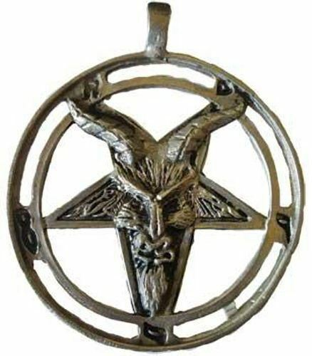 Baphomet Goat Amulet  Wholesale Wiccan Witchcraft Supply Store