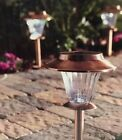 Hampton Bay Stainless Steel Outdoor Lighting