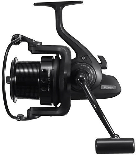 Sonik NEW Carp Fishing Tournos 8000 Big Pit Reel Quick Drag Spool