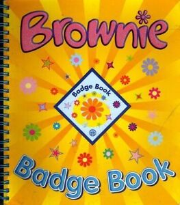 The-Brownie-Guide-Badge-Book-The-Guide-Association-NEW-Paperback-Book