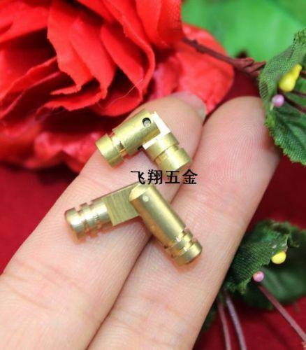 10PCS Brass Wine Jewelry Box Hidden Invisible Concealed Barrel Hinge #M1116 QL