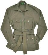 Womens Safari Jacket