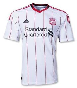 ac9dd3499 Liverpool Away Shirt 2010