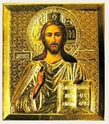 Russian Icon Wood