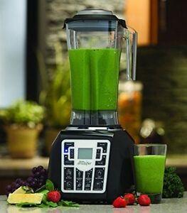 Health Master Elite Shred Emulsifier Blender-Juicer-Food Processor 1500W 8 Speed