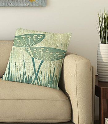Mushroom Throw Pillow Cases Cushion Covers by Ambesonne Home