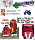 Trauma First Aid Kits & Bags