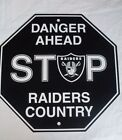 Oakland Raiders NFL Signs