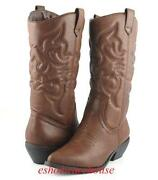 Cowgirl Boots Size 7