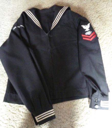 Us Navy Dress Blues Ebay