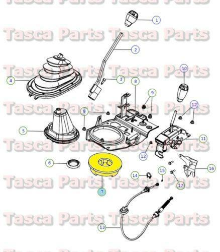 Chevy 5 Speed Manual Transmission Identification >> Jeep 6 Speed Transmission | eBay