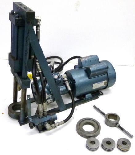 Hydraulic Hose Crimper Ebay