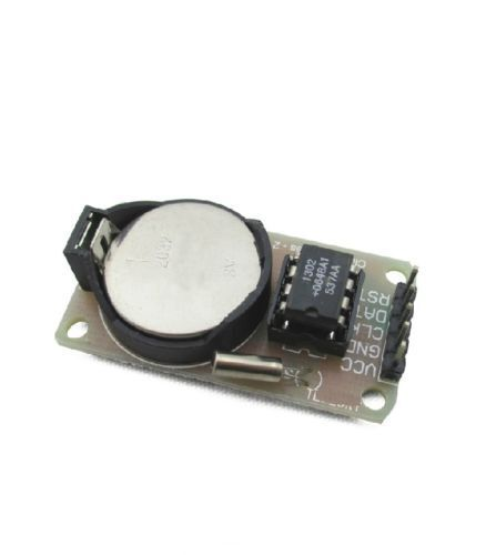 RTC DS1302 Real Time Clock Module For Arduino AVR ARM PIC SMD NEW - UK Seller