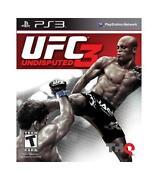 UFC PS3