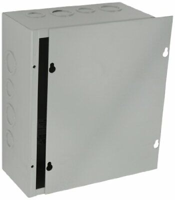 1 Sheet Metal Junction Box Electric Hinged Cover Enclosure Wire 8x8x4