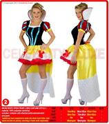 Ladies Cartoon Fancy Dress