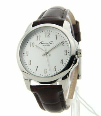 Kenneth Cole New York Silver Dial Watch - Kenneth Cole New York Women