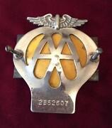 Old Car Badge