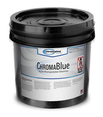 Chromaline Chromablue Photopolymer Emulsion Gallon- Free Same Day Shipping