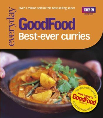 Good Food: Best-ever Curries: Triple-tested Recipes,Sarah (Best Curry Recipe Ever)