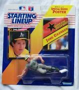 Jose Canseco Starting Lineup