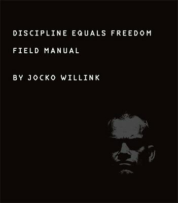 Discipline Equals Freedom  Field Manual By Jocko Willink  Hardcover Book