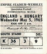 England Tickets