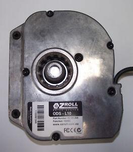 ODS L10 mech for a roller shutter