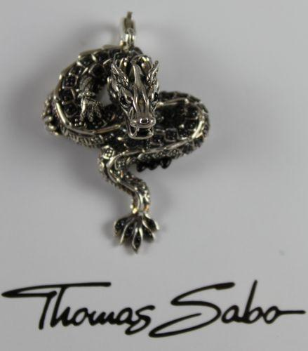 thomas sabo drache uhren schmuck ebay. Black Bedroom Furniture Sets. Home Design Ideas