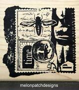 Acey Deucy Rubber Stamps