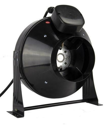 600 Cfm Duct Fan Work : Cfm inline fan ebay