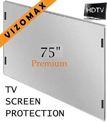 75 inch TV Screen Protector.Damage Protection Cover LCD LED