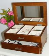 Timber Jewellery Box