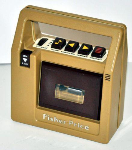 Fisher Price Cassette Player | eBay