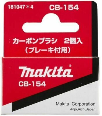 10 pairs MAKITA 181047-4 CARBON BRUSH CB-154 = CB-153