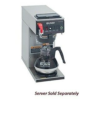 Bunn 12950.0293 Cwtf-1 Automatic Commercial Coffee Brewer With 1 Warmer