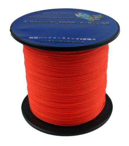 orange fishing line ebay