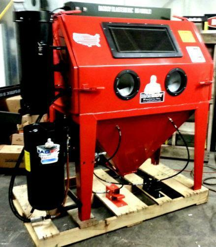 Pressure Blast Cabinet Business Amp Industrial Ebay