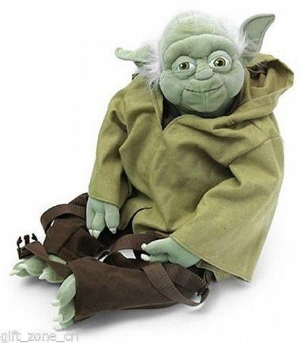 6ec618786f Yoda Backpack  Other Star Wars