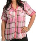 Womens Pink Tops