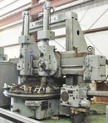 Froriep 10 Kz 230 92 Vertical Boring Mill 23927