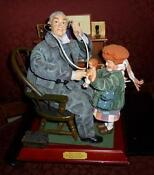 Norman Rockwell Saturday Evening Post Figurine