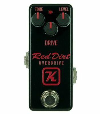 Keeley Electronics Red Dirt Mini Vampire Black LTD Guitar Effect Pedal NEW IKEBE