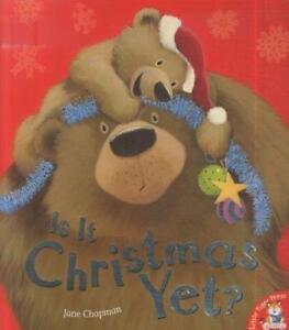 Is-It-Christmas-Yet-von-Jane-Chapman-2014-Taschenbuch